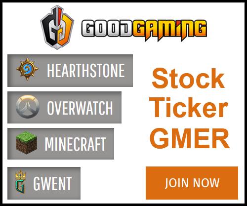 GMER Stock