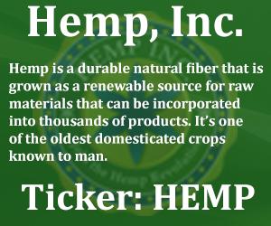 HEMP Stock