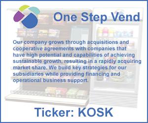 KOSK Stock