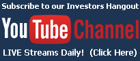 Investors Hangout YouTube