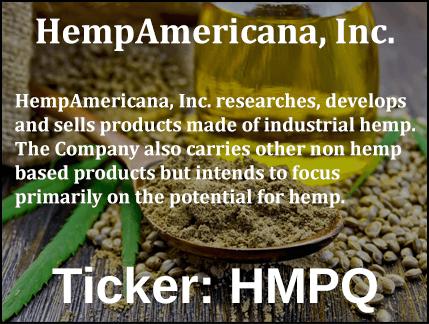 HMPQ Stock