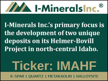 IMAHF Stock