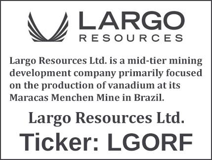 LGORF Stock