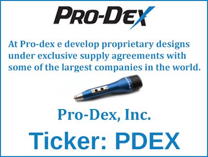 PDEX Stock