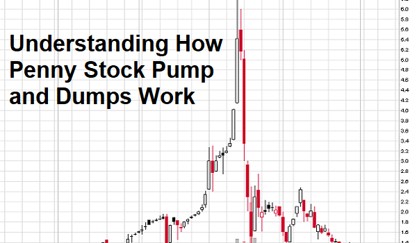 Understanding How Penny Stock Pump and Dumps Work
