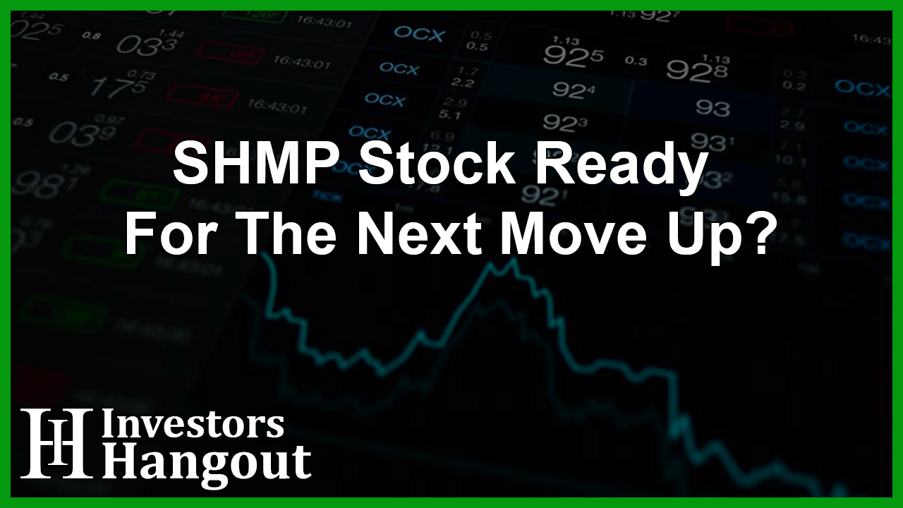 SHMP Stock Ready For The Next Move Up?