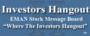 EMAN Stock | Message Board | Emagin Corp  - Investors Hangout