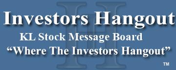 KL Stock | Message Board | Kirkland Lake Gold Ltd  - Investors Hangout