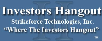 Sfor Stock Message Board Strikeforce Technologies Inc Investors Hangout