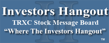 TRXC Stock | Message Board | TransEnterix Inc  - Investors Hangout
